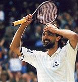 Психологическая подготовка теннисистов в большом теннисе