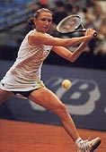 lihovtseva02 Удар слева двумя руками в большом теннисе